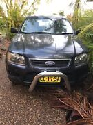 2010 Ford territory  dual fuel tx rwd mk2 Wyongah Wyong Area Preview