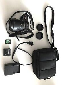 Lumix GF3 camera with a 14-42 lens