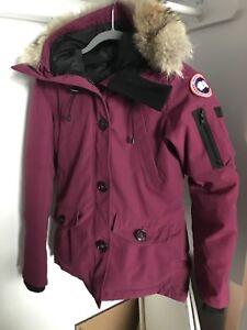 Real Canada Goose Jacket - Montebello style