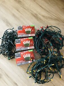 Christmas lights sets- $35 for all