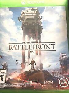 Star Wars BattleFront For Sale!!!