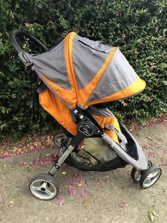 Baby Jogger city mini pram fabric seat and hood only