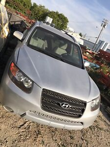 2009 Hyundai Santa fe**safetied**private sale