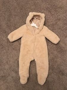 Baby Zara snow suit