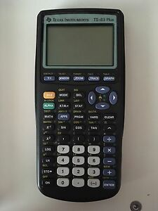 Graphing Calculator, barely used
