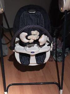 Cosco baby swing