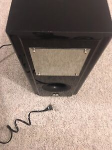 Theatre Research 1000 Watt 5.1 Receiver with Powered Subwoofer