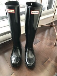 Hunter boots brand new for sale size 8