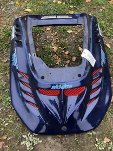 Snowmobile cabs for F chassis skidoo