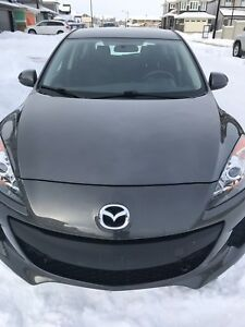 Mazda Mazda3 2012 - Low Milage 50,000 only