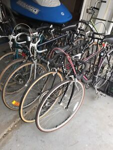 VINTAGE ROAD BIKE SALE