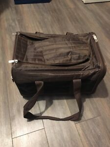 Sac transport chien chat Pet carrier / taxi