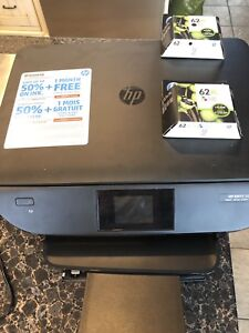 HP printer and extra colour cartridges