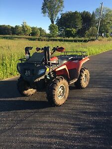 2007 Polaris sportsman 700