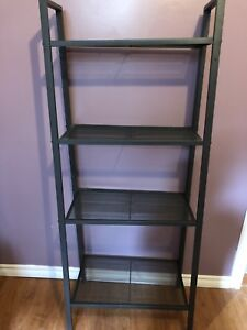 Funky Metal Bookcase