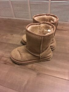12 T fall boots