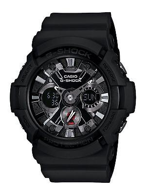 Casio Men's GA201-1 G-Shock Shock Resistant Sport Watch With