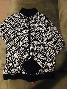 Ivivva Reversible Jacket Size 12( tag removed)