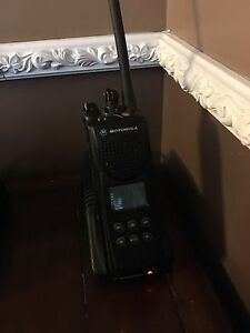 Police scanner Motorola XTS 3000