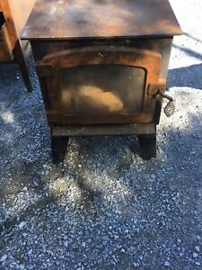 Wood stove/Fire Place