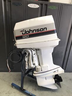 Johnson 120 hp v4 Vro outboard motor