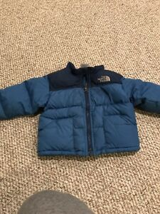 North Face Boys Coat size 12-18 months