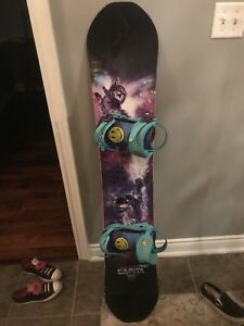 CAPITA JESS KIMURA  PRO BOARD WITH UNION BINDINGS
