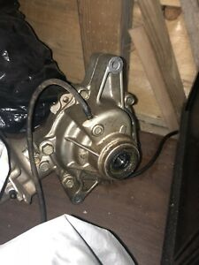 2008 Honda 420 front differential