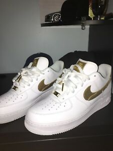 EXCLUSIVE CR7 NIKE AIR FORCES