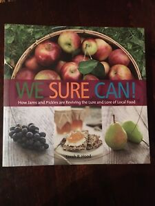 We Sure Can Cookbook - Signed by Author