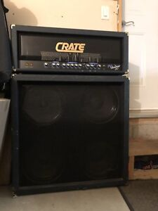 Crate Blue Voodoo first Gen (60w Tube) Head+Cab