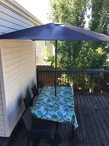 Terra gear patio set
