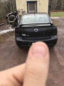 Mazda 3 for sale or trade
