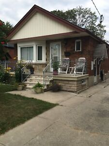 East York Bungalow Basement for rent