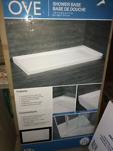 60x32 shower base