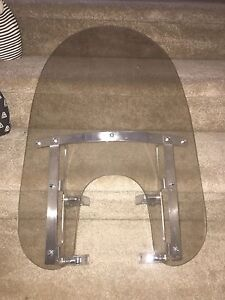Dyna/sportster windshield $250