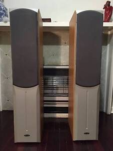 DB Dynamics AC688F floor standing speakers RRP$1400+ Rostrevor Campbelltown Area Preview
