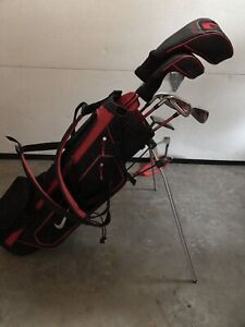 Youth left hand golf clubs
