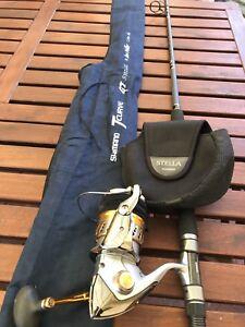 shimano jigging rod   Fishing   Gumtree Australia Free Local Classifieds