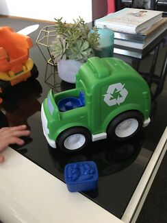 Little People Recycling Truck Toy
