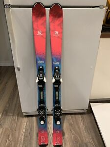 Youth Skis and boot package