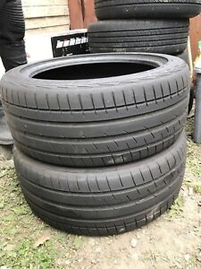 2 continental extreme contact 225/45-17 91W