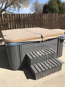 Used hot tub - must go!