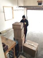 Calgary Movers | Help from $30/hr | Full service from $70/hr
