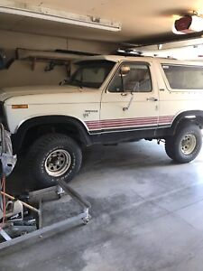 1980 Bronco For Sale