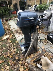 Yamaha 9.9hp High Thrust Longshaft Outboard Motor