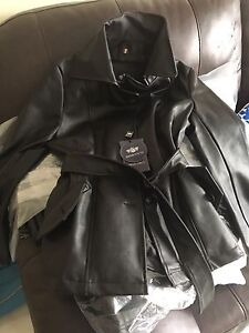 Emporio&Co Leather jacket - women's M