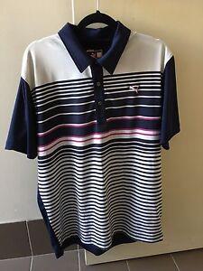 Puma golf shirt Innaloo Stirling Area Preview