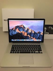 """MacBook Pro """"15 with Retina display  (mid-2015) Adelaide CBD Adelaide City Preview"""
