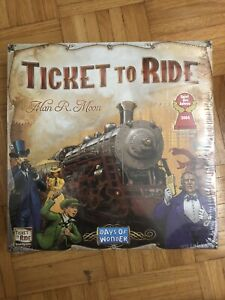 Ticket To Ride - Catan -New -Sealed